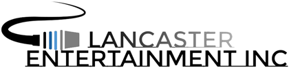 Lancaster Entertainment Inc Logo